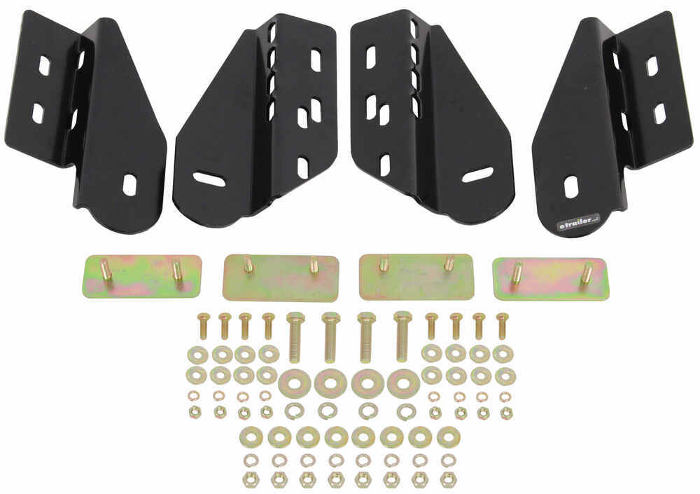 Accessories and Parts 23-110PK - Installation Kit - Westin