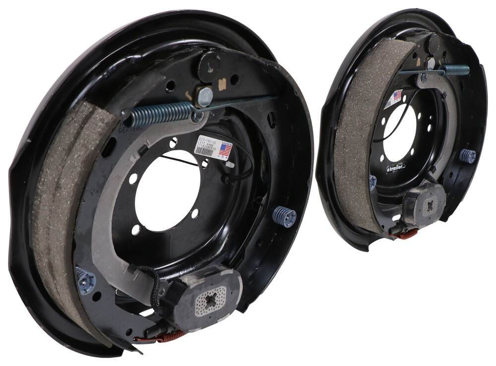 "Dexter Electric Trailer Brake Kit - 12"" - Left and Right Hand Assemblies - 7,000 lbs 12 x 2 Inch Drum 23-180-181"