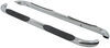 """Westin E-Series Round Nerf Bars - 3"""" - Polished Stainless Steel Fixed Step 23-2970"""