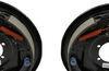 "Dexter Hydraulic Trailer Brake Kit - Uni-Servo - 12"" - Left and Right Hand Assemblies - 5.2K 12 x 2 Inch Drum 23-324-325"