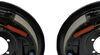 Dexter Axle Hydraulic Drum Brakes - 23-342-343
