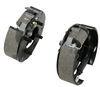 23-398-399 - 10 Inch Wheel,12 Inch Wheel,13 Inch Wheel Dexter Axle Hydraulic Drum Brakes