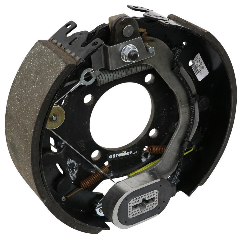 "Dexter Electric Trailer Brake Assembly - Self-Adjusting - 12-1/4"" - Right Hand - 8K Electric Drum Brakes 23-435"