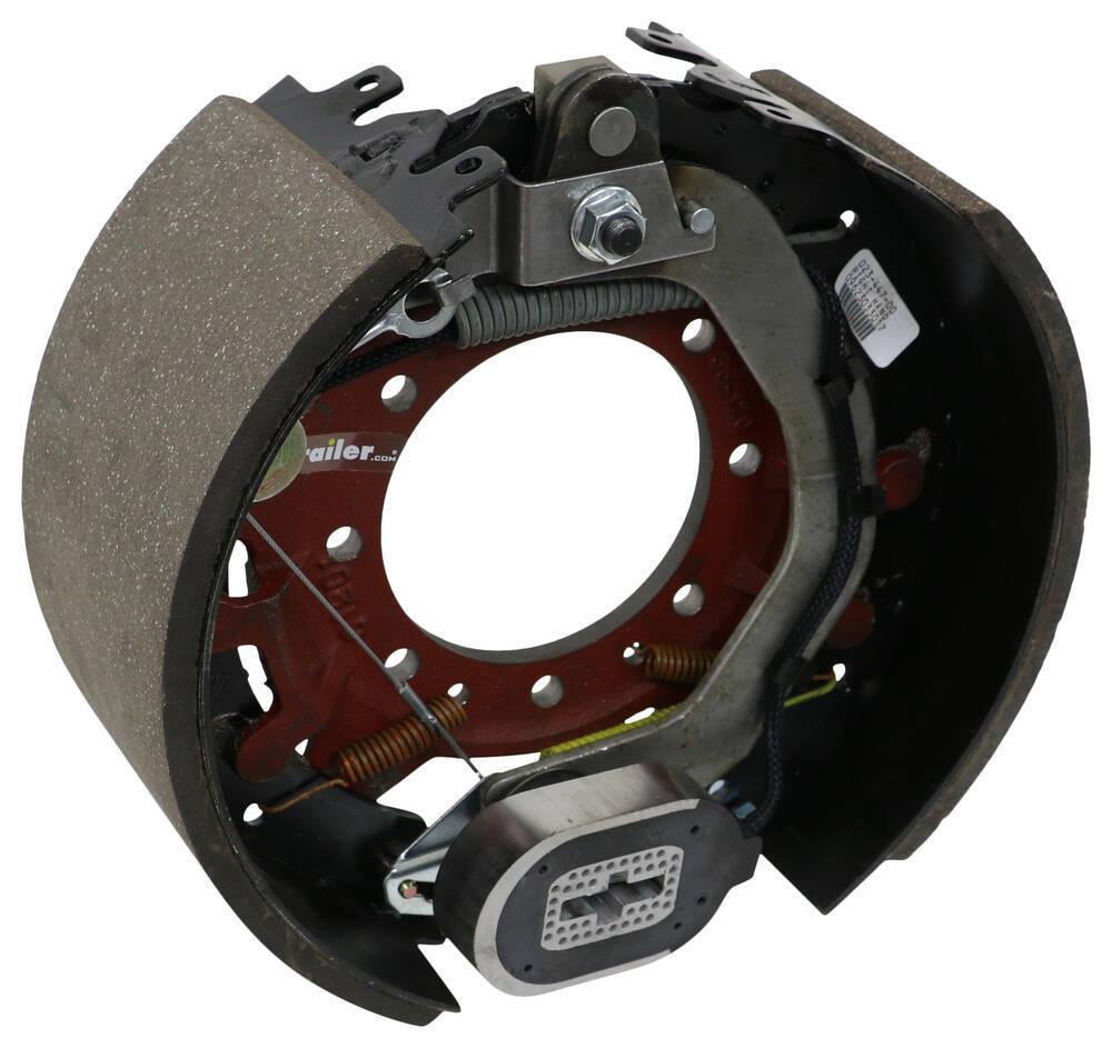 """Dexter Electric Brake Assembly w/ Cast Backing - Self-Adjusting - 12-1/4"""" - Right Hand - 15K Self Adjust 23-447"""
