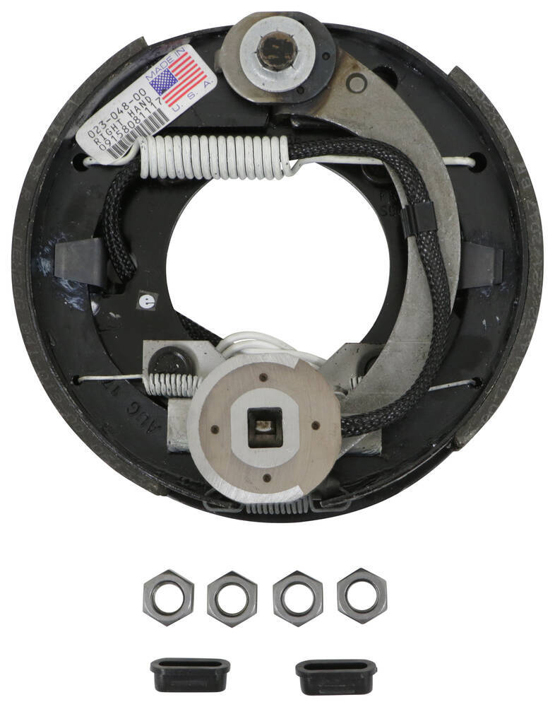 Dexter Axle Manual Adjust Accessories and Parts - 23-48