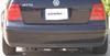 Draw-Tite 1-1/4 Inch Hitch Trailer Hitch - 24748 on 2003 Volkswagen Jetta