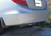 Draw-Tite Custom Fit Hitch - 24763 on 2012 Honda Civic