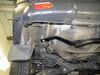 24772 - Visible Cross Tube Draw-Tite Custom Fit Hitch on 2004 Honda CR-V
