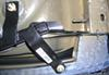 Draw-Tite Concealed Cross Tube Trailer Hitch - 24775 on 2008 Ford Fusion