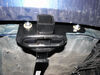 Draw-Tite No Cross Tube Trailer Hitch - 24794 on 2008 Nissan Sentra
