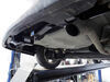 Draw-Tite Class I Trailer Hitch - 24819 on 2007 Toyota Yaris