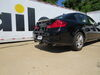 24831 - Concealed Cross Tube Draw-Tite Custom Fit Hitch on 2013 Infiniti G37
