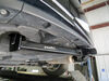 """Draw-Tite Sportframe Trailer Hitch Receiver - Custom Fit - Class I - 1-1/4"""" Visible Cross Tube 24847 on 2010 Toyota Prius"""