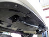 """Draw-Tite Sportframe Trailer Hitch Receiver - Custom Fit - Class I - 1-1/4"""" Visible Cross Tube 24847 on 2011 Toyota Prius"""