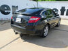 Draw-Tite Custom Fit Hitch - 24852 on 2012 Honda Crosstour