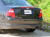 "Draw-Tite Sportframe Trailer Hitch Receiver - Custom Fit - Class I - 1-1/4"" Class I 24865 on 2012 Ford Fusion"