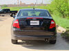 Draw-Tite Trailer Hitch - 24865 on 2012 Ford Fusion