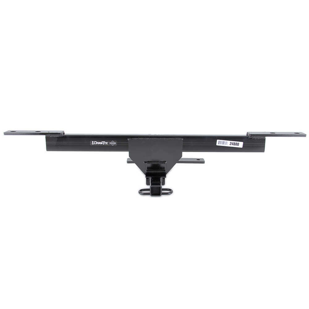 "Draw-Tite Sportframe Trailer Hitch Receiver - Custom Fit - Class I - 1-1/4"" Concealed Cross Tube 24880"