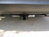 Draw-Tite Visible Cross Tube Trailer Hitch - 24907 on 2017 Nissan Sentra
