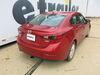 """Draw-Tite Sportframe Trailer Hitch Receiver - Custom Fit - Class I - 1-1/4"""" 200 lbs TW 24912 on 2015 Mazda 3"""