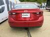 "Draw-Tite Sportframe Trailer Hitch Receiver - Custom Fit - Class I - 1-1/4"" 1-1/4 Inch Hitch 24912 on 2015 Mazda 3"