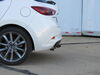 24914 - 2000 lbs GTW Draw-Tite Trailer Hitch on 2018 Mazda 3
