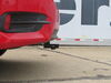 "Draw-Tite Sportframe Trailer Hitch Receiver - Custom Fit - Class I - 1-1/4"" 200 lbs TW 24954 on 2016 Honda Civic"