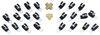 24TA-BLKIT - Tandem Axle Kodiak Trailer Brakes