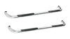 "Westin Signature Series Round Nerf Bars - 3"" - Chrome Plated Steel Steel 25-3930"