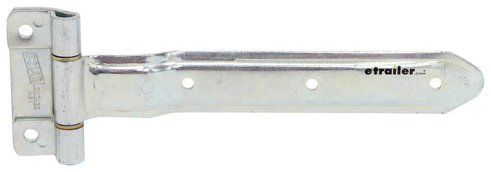 Strap Hinge for Enclosed Cargo Trailer Doors 180 Steel 2512