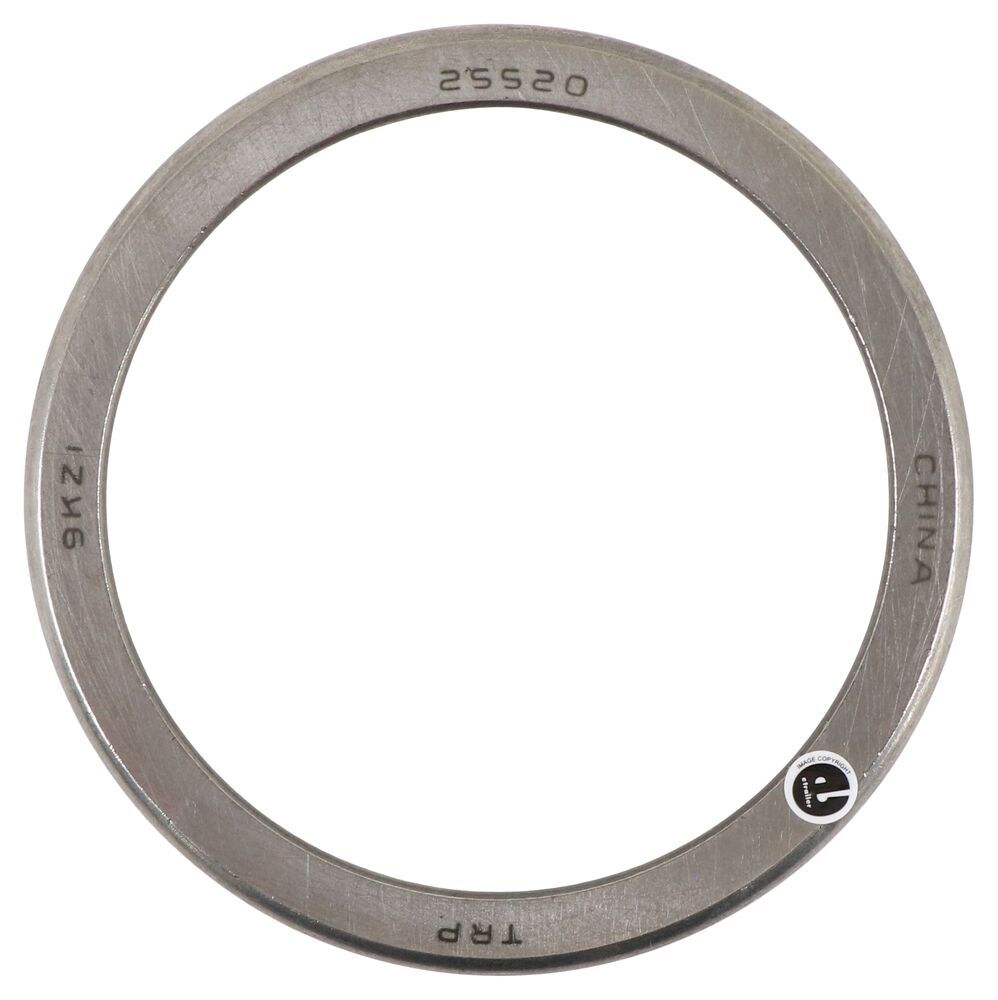 Trailer Bearings Races Seals Caps 25520 - 6000 lbs Axle,7000 lbs Axle,8000 lbs Axle - etrailer