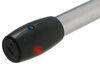 Red LED Light on Master Lock Titanium High Security Vehicle Steering Wheel Lock