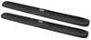27-0010-2205 - Aluminum Westin Nerf Bars - Running Boards