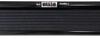 "Westin Sure-Grip Running Boards w/ Custom Installation Kit - 6"" Wide - Black Aluminum Gloss Finish 27-6135-2175"