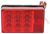 Trailer Lights 271584-01 - Red - Wesbar