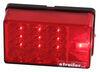 271584 - Red Wesbar Trailer Lights