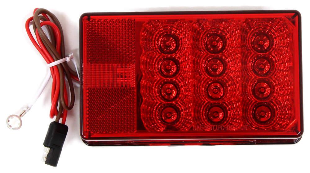 Wesbar Tail Lights - 271585-01