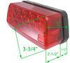 271594 - Rectangle Wesbar Trailer Lights