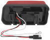 """Wraparound LED Tail Light for Trailers Over 80"""" - 7 Function - Submersible - Red - Passenger Red 271594"""