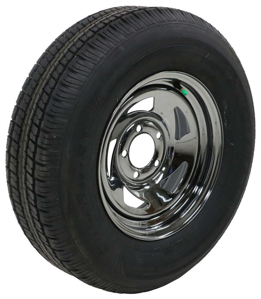 Lionshead Tire with Wheel - 274-000001