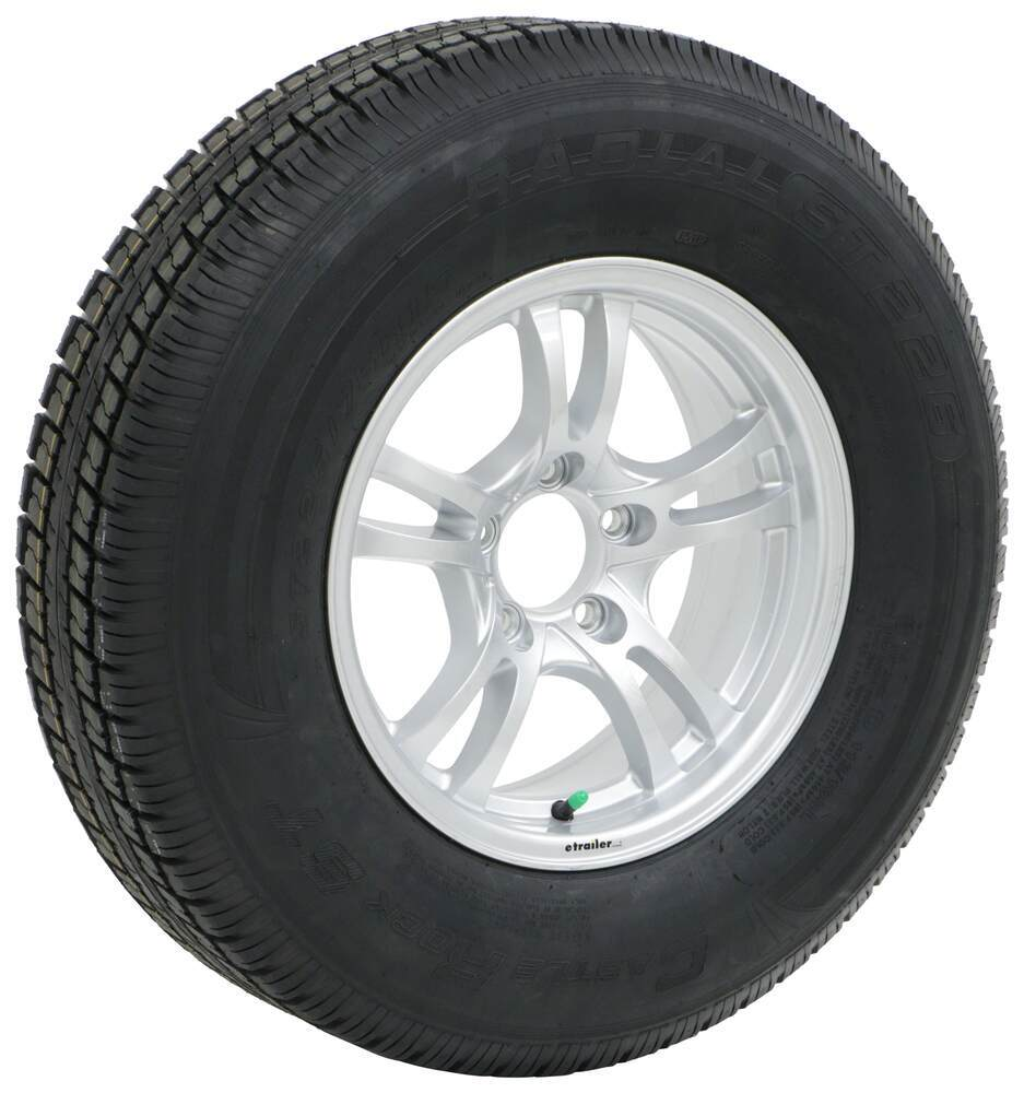 274-000010 - Aluminum Wheels,Boat Trailer Wheels Lionshead Trailer Tires and Wheels