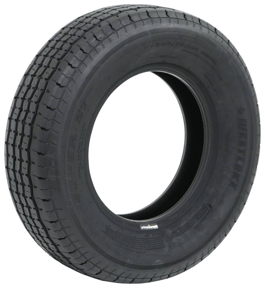 Trailer Tires and Wheels 274-000012 - Radial Tire - Westlake