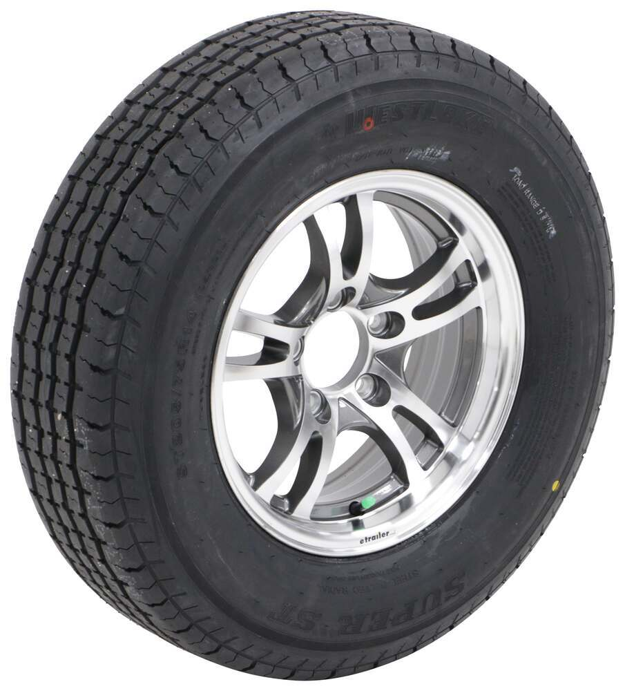 Trailer Tires and Wheels 274-000014 - Radial Tire - Westlake