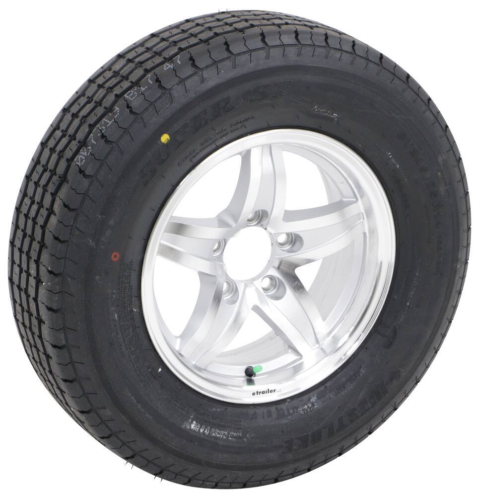 274-000015 - Load Range D Westlake Tire with Wheel