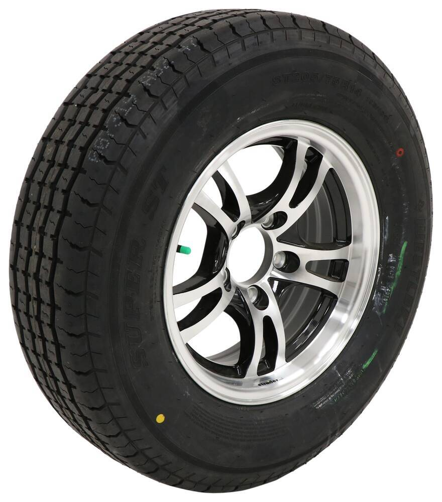 274-000027 - 14 Inch Westlake Trailer Tires and Wheels