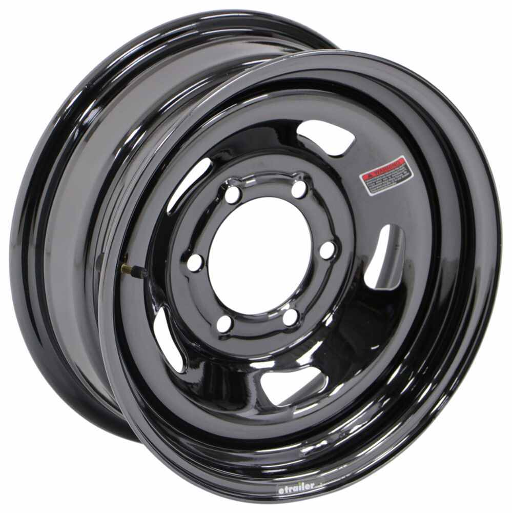 Trailer Tires and Wheels 274-000030 - Steel Wheels - PVD,Boat Trailer Wheels - Lionshead