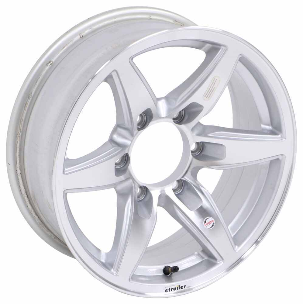 274-000054 - 16 Inch Lionshead Trailer Tires and Wheels