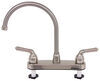 277-000014 - Satin Nickel Patrick Distribution Kitchen Faucet