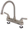 277-000014 - Satin Nickel Patrick Distribution RV Faucets