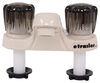 patrick distribution rv faucets bathroom faucet dual handles - knob handle parchment